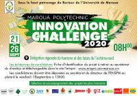 MAROUA POLYTECHNIC INNOVATION CHALLENGE 2020
