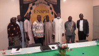 Visite de travail de l'Ordre National des Architech du Cameroun (ONAC)  à l'ENSPM