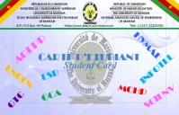 Bourse de la Banque Islamique de Développement / Scholarships of the Islamic Development Bank